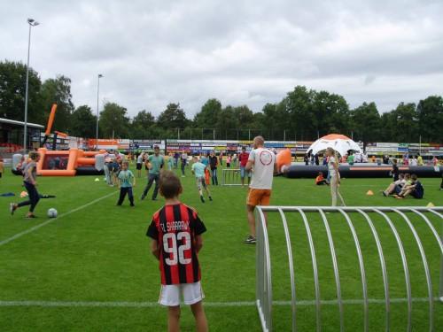 Voetbalclinics