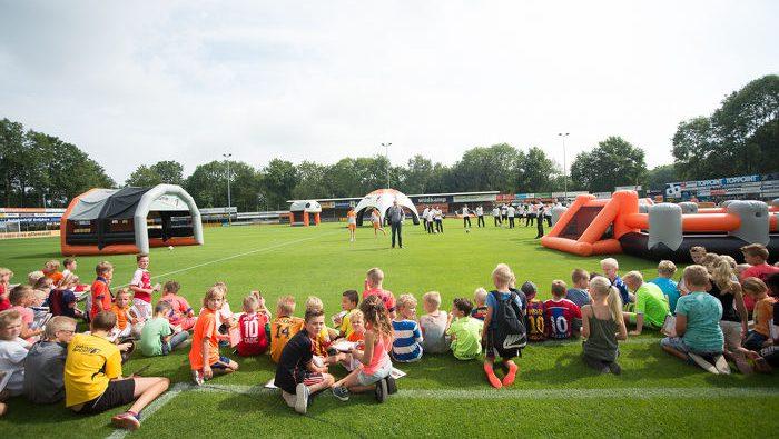 voetbalcity, voetbaldorp, voetbalfun