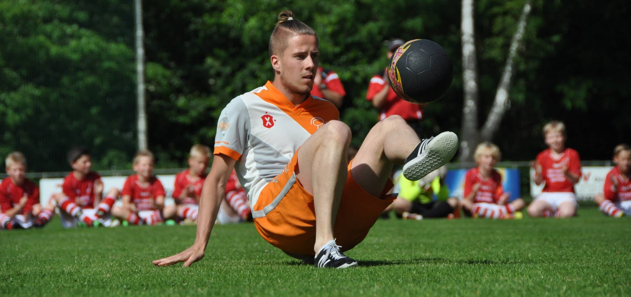 Freestyle voetbalshows