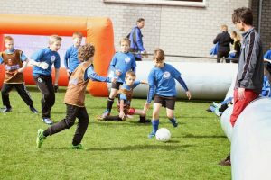 Compleet voetbal event