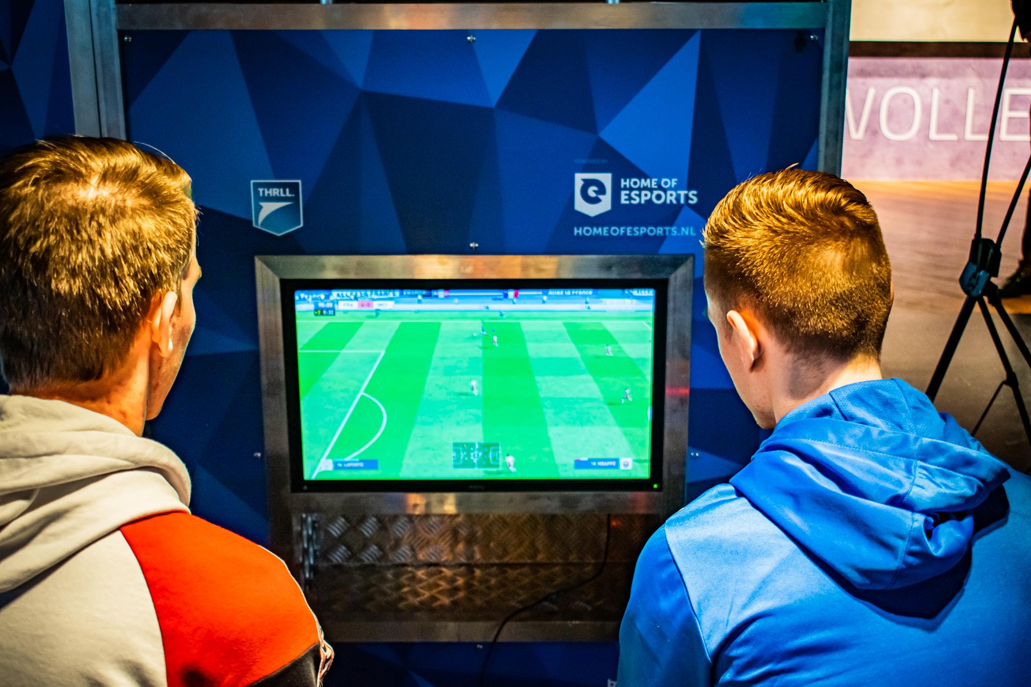 FIFA 21 Toernooi huren