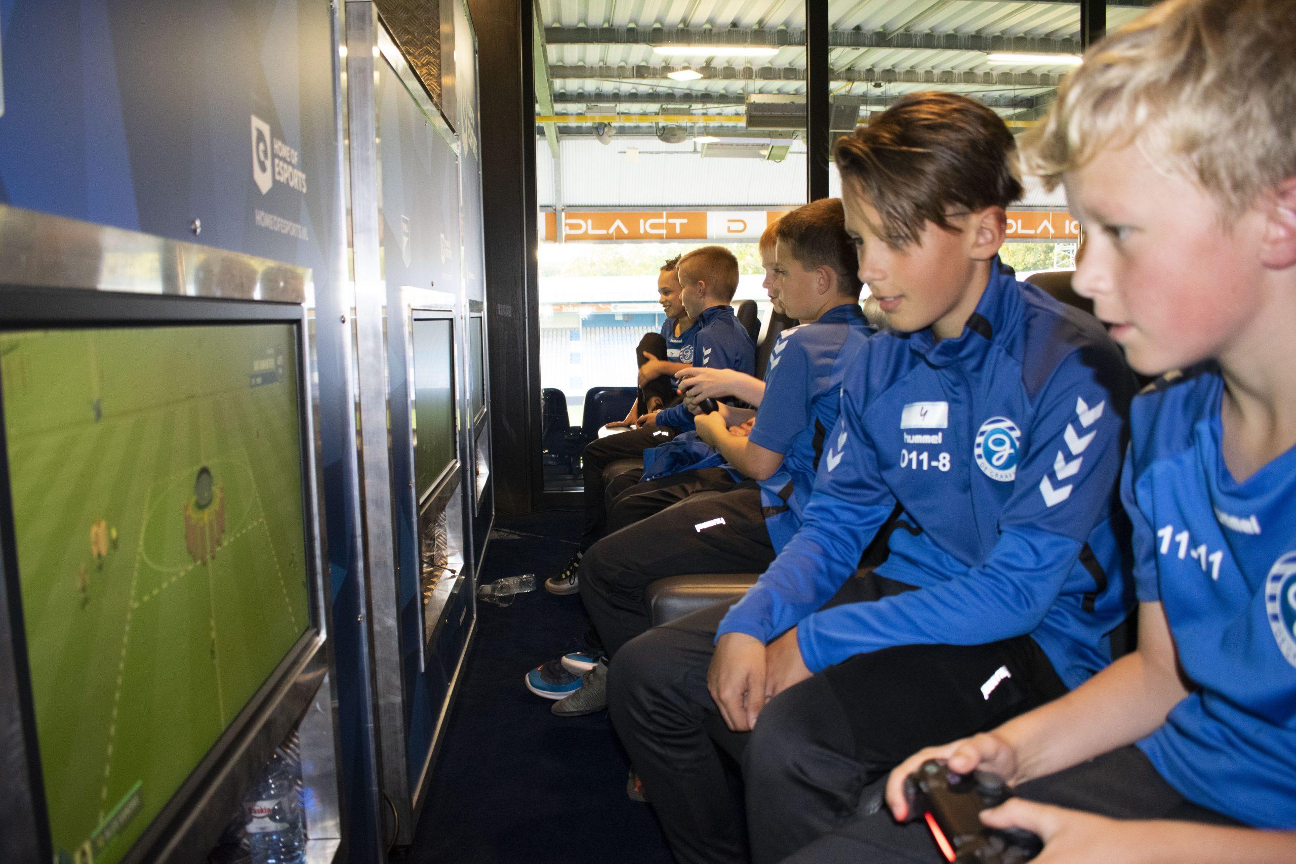 FIFA 21 Playstation toernooi